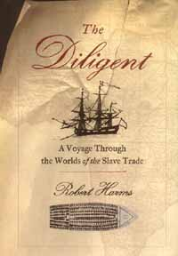 Book Cover, The Diligent