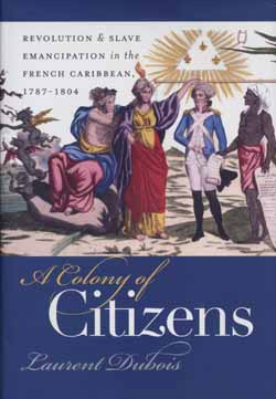 Book Cover, A Colony of Citizens